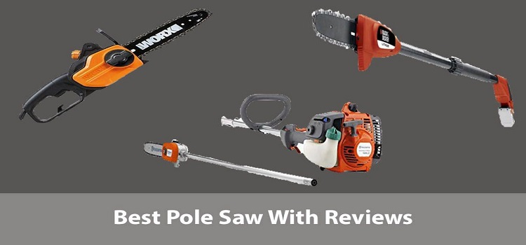 we recommend this review of electric pole saw